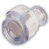 Polycarbonate Sealing Cap with Lock (Sold Individually)