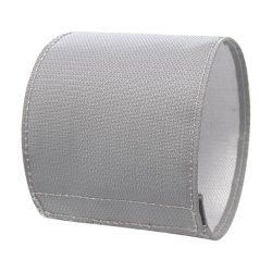 "BriskHeat® Insulated Seam Cover OD Size 1-1/2"" to 2"""