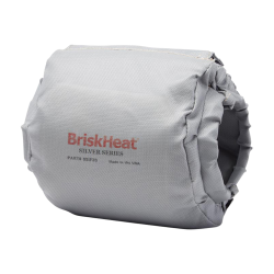 """1"""" Flange (Max. Dia. 4-5/8"""") BriskHeat® Insulator"""