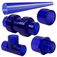 PVC Pipe & Fittings Category | Schedule 40 & 80 PVC Pipe
