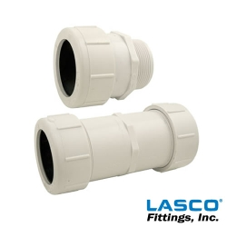 PVC Compression Pressure Fittings