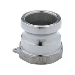 Cam Lever Male Adapter - Female Thread Couplings