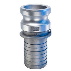 Kuriyama-Couplings™ Aluminum Male Adapter x Hose Shank
