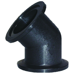 "2"" x 2"" 45°  Flanged Coupling"