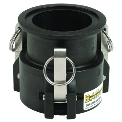 Banjo® Manifold Flanged Fitting - Full Port x Female Coupler