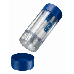 Kuriyama-Couplings™ Polycarbonate Sight Glass