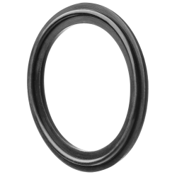 "1"" Black Buna-N Tri-Clamp Gasket"
