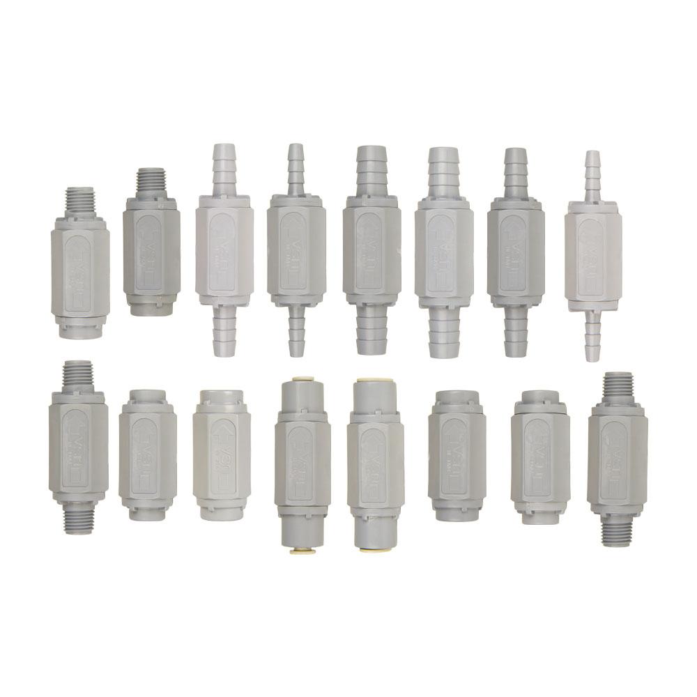 SMC 426 Series PVC Check Valves for Air or Liquid