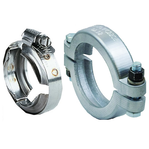 Banjo® Clamps for Manifold Flange Connections