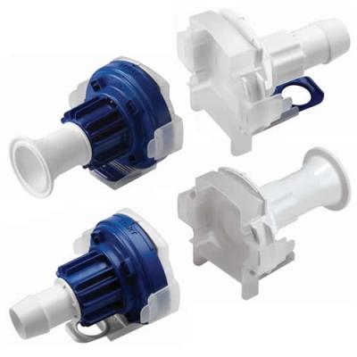 """AseptiQuik® X Large Format 1"""" Connectors"""