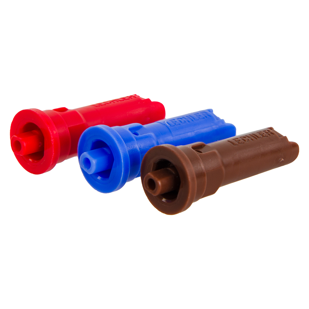 110° Air Induction Flat Spray Nozzles & Cap