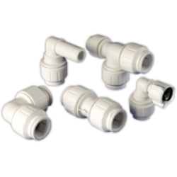 Push-To-Connect Tube Fittings