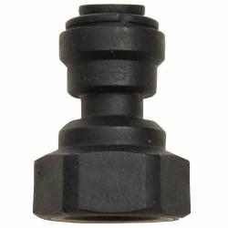 Super Speedfit® Black Polypropylene Female Adapter