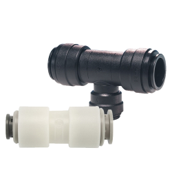 John Guest® Acetal Metric To Inch Tube Fittings