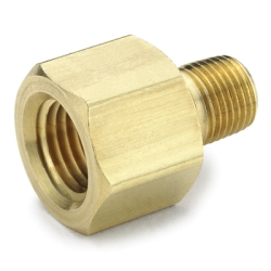"1/8""FPT X 1/8""MPT Brass Adapter"