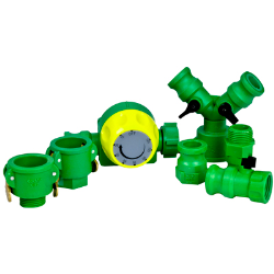 Garden Hose Thread Fittings