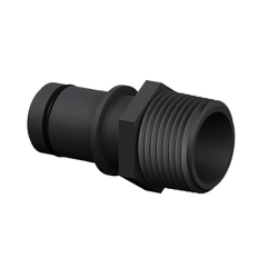 "3/4"" Male Adaptor x 3/4"" MNPT  Qwik-Lok™ Fitting"