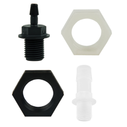 Threaded Panel Mount Adapters