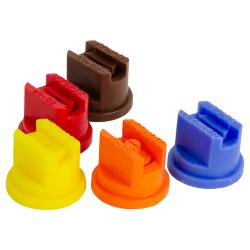 80° Standard Flat Spray Nozzles & Cap