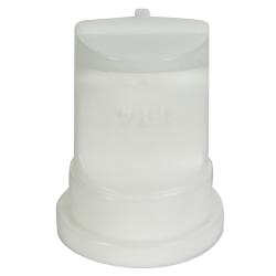 ISO Size 4.0 White 140° Flood Nozzle