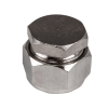 Duratec® Nickel Plated Brass Cap