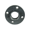 "2-1/2"" Schedule 80 Gray PVC Socket Van Stone Plastic Ring Flange"