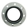 "6"" Schedule 80 Gray PVC Socket Van Stone Plastic Ring Flange"