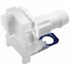 "3/4"" Hose Barb AseptiQuik® X Large Coupling Body (Insert Sold Separately)"