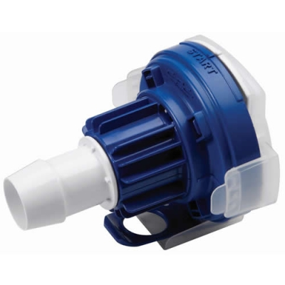 """3/4"""" Hose Barb AseptiQuik® X Large Coupling Insert (Body Sold Separately)"""