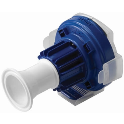 "1-1/2"" Sanitary AseptiQuik® X Large High Temperature Coupling Insert"