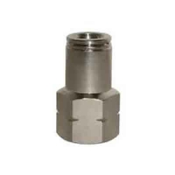 Technifit™ Pneumatic Push-To-Connect Female Straight Fittings
