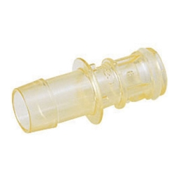 "1/4"" In-Line Hose Barb MPC Series Polysulfone Coupling Insert (Body Sold Separately)"