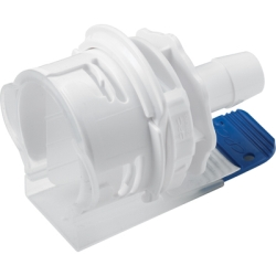 "3/8"" Hose Barb AseptiQuik® Coupling Body (Insert Sold Separately)"