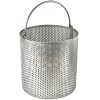 """Stainless Steel 12"""" x 12"""" Dipping Baskets"""