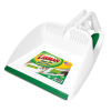 "10"" White/Green Libman® Housekeeper Step-on Dust Pan"
