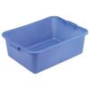 Blue Traex® Color-Mate™ Food Storage Box