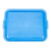 Blue Standard Food Storage Box Lid