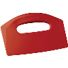 Remco® Red Bench Food Scraper