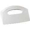 Remco® White Bench Food Scraper