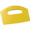 Remco® Yellow Bench Food Scraper