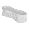 "White ColorCore 6"" Stiff Hand Brush"
