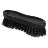 "Black ColorCore 6"" Stiff Hand Brush"