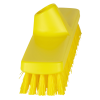 "12"" ColorCore Yellow Deck/Wall Stiff Scrub Brush"