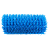 "10"" ColorCore Blue High-Low Stiff Deck Brush"