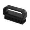 """ColorCore Black 4"""" Medium Nail Brush"""