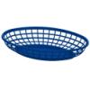 Blue Oval Food Baskets