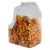 64 oz. Multi-Use Clear PVC Container with Handle & 70mm Neck  (Cap Sold Separately)