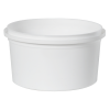 16 oz. White RingLock® Container (Lid Sold Separately)