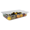 13.6 Quart Clear Polycarbonate Low Temperature Full Food Pan (Cover Sold Separately)