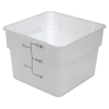12 Quart Polyethylene Space-Saver Storage Stor-Plus™ Container (Lid Sold Separately)